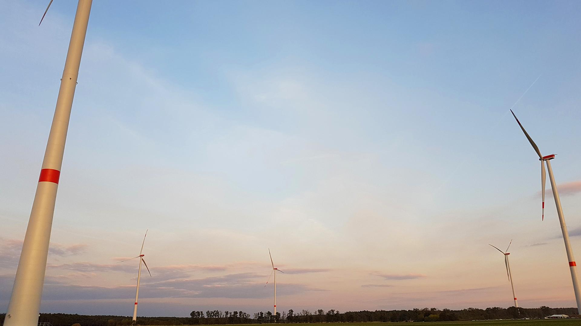 Vortex Energy Polska - Park wiatrowy Gadegast