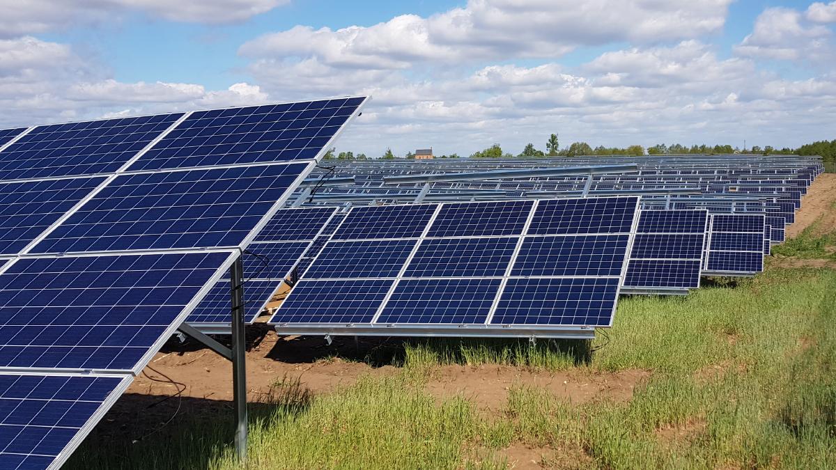 Park solarny Szczuczyn