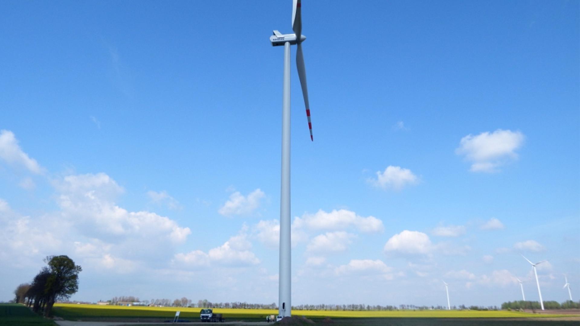 Vortex Energy Polska - Park wiatrowy Radziejów