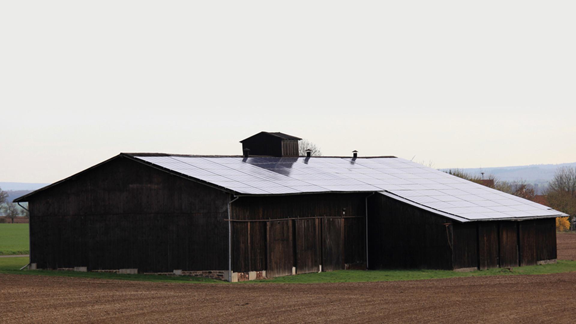 Vortex Energy Polska - Park solarny Scheune Schachten