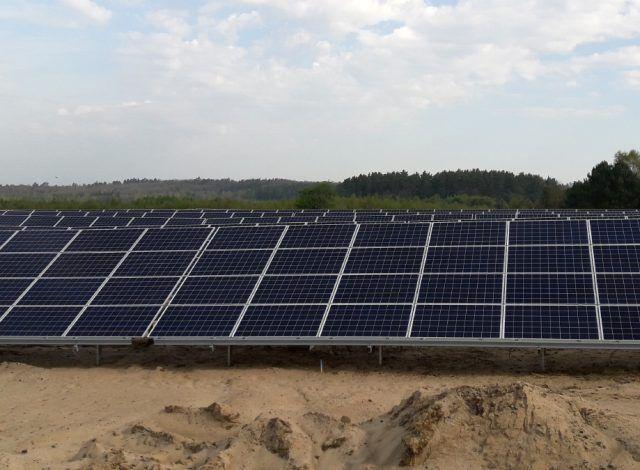 Park solarny Dębica