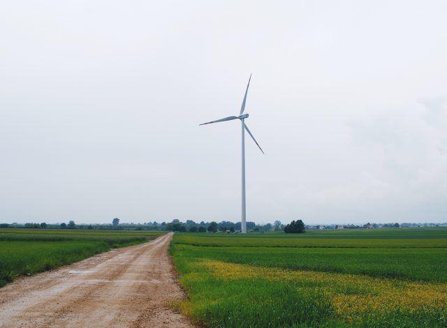 Vortex Energy Polska - Park wiatrowy Mog