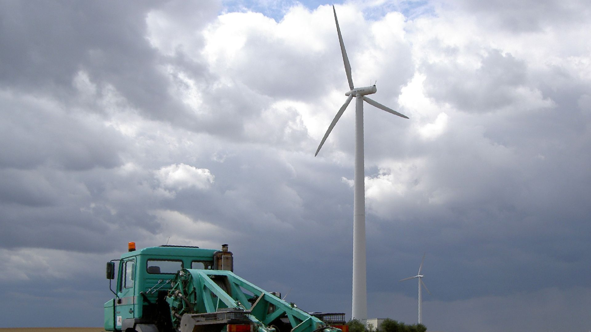 Vortex Energy Polska - Park wiatrowy Wundersleben