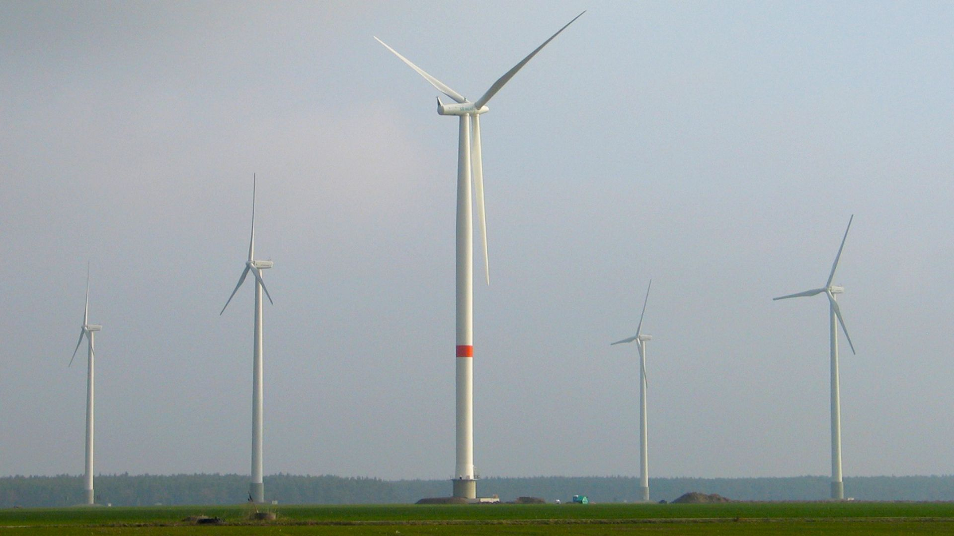 Vortex Energy Polska - Park wiatrowy Zodel