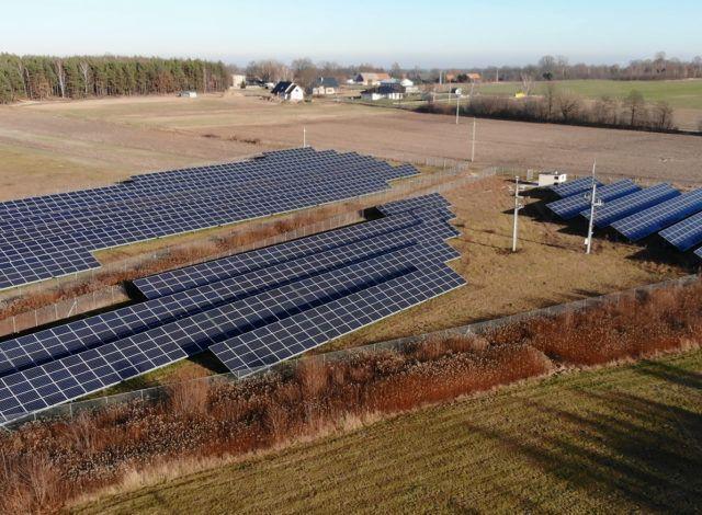 Vortex Energy Polska - Park solarny Goszcz