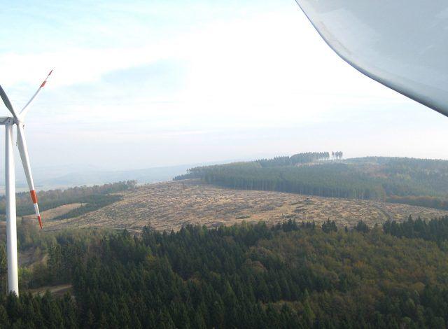 Vortex Energy Polska - Park wiatrowy Burbach