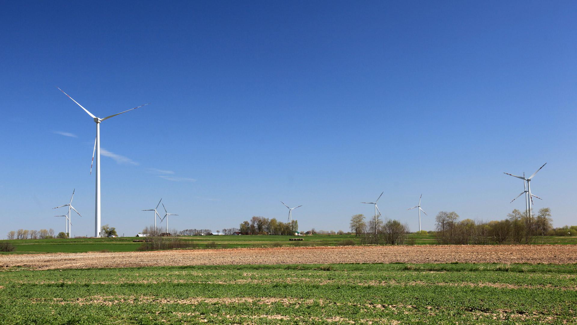 Vortex Energy Polska - Park wiatrowy Orneta