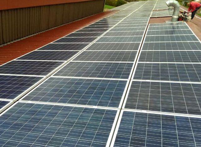 Vortex Energy Polska - Park solarny Halle