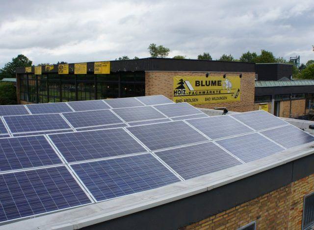 Vortex Energy Polska - Park solarny Blume Halle