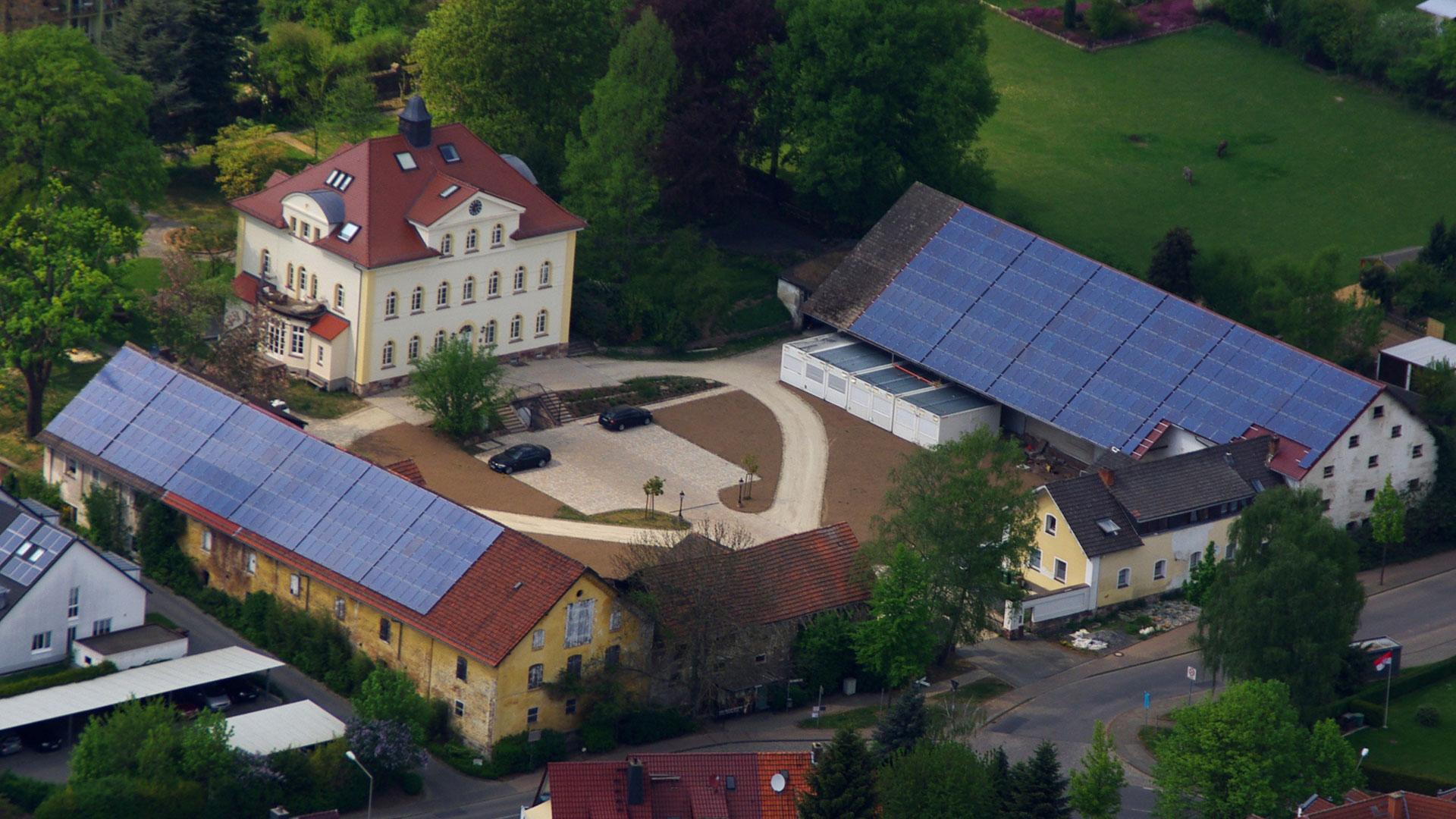 Park solarny Scheune Nord