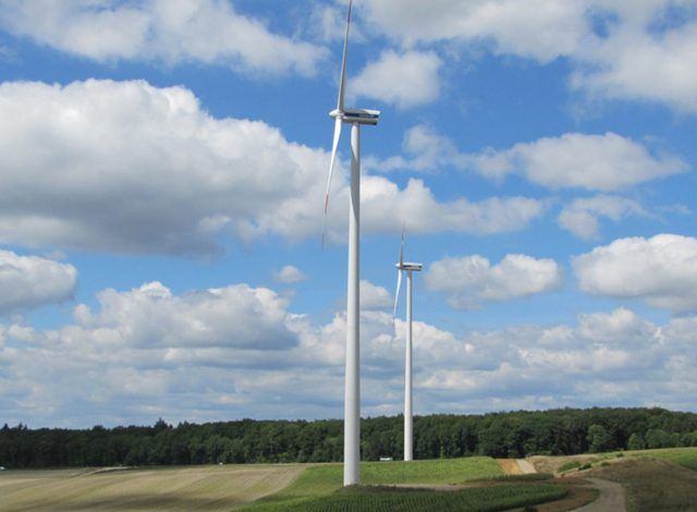 Vortex Energy Polska - Park wiatrowy Eisenach