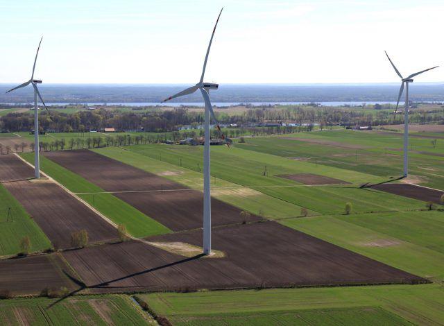 Vortex Energy Polska - Park wiatrowy Dobrzyń