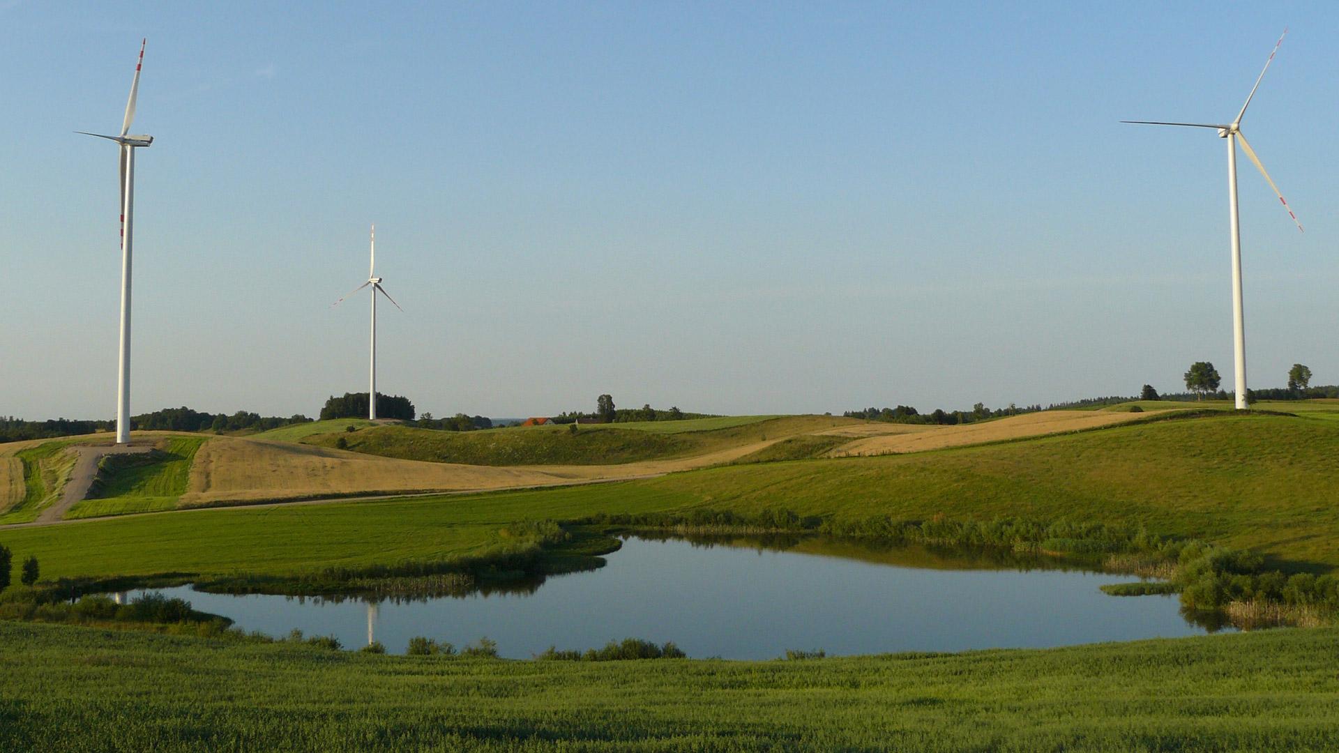 Vortex Energy Polska - Park wiatrowy Gołdap / Wronki