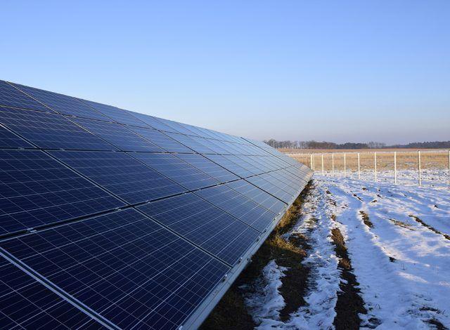 Park solarny Kraśnik Koszaliński