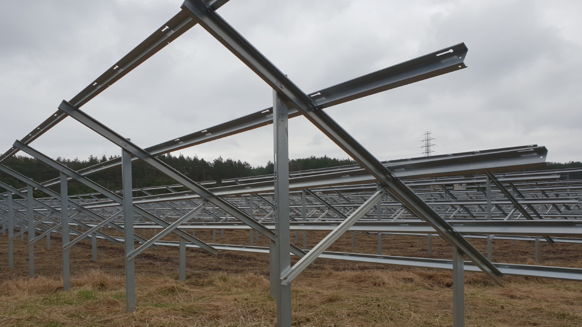 Park solarny Zacisze