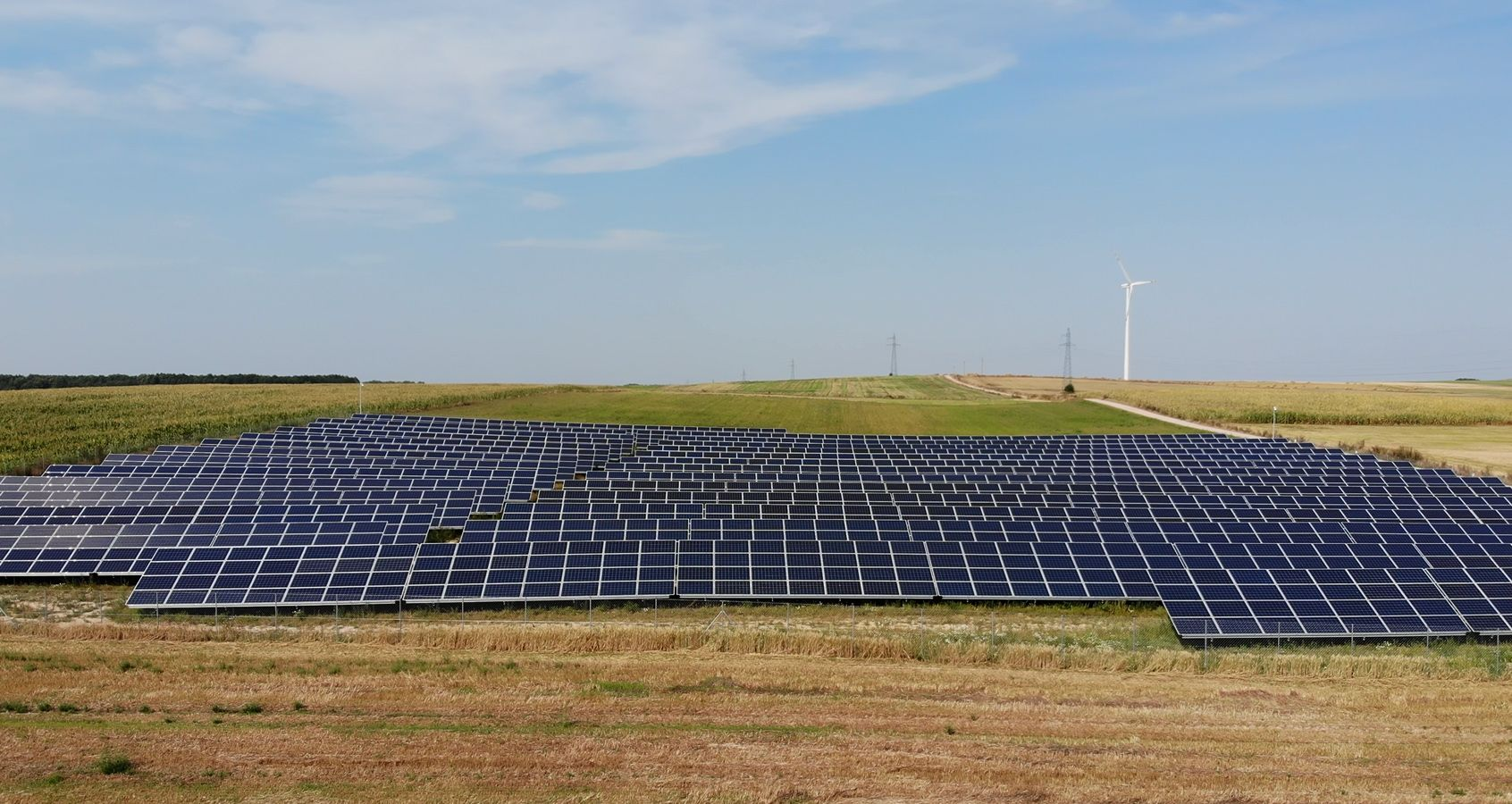 Vortex Energy Polska - Park solarny Runowo Krajeńskie