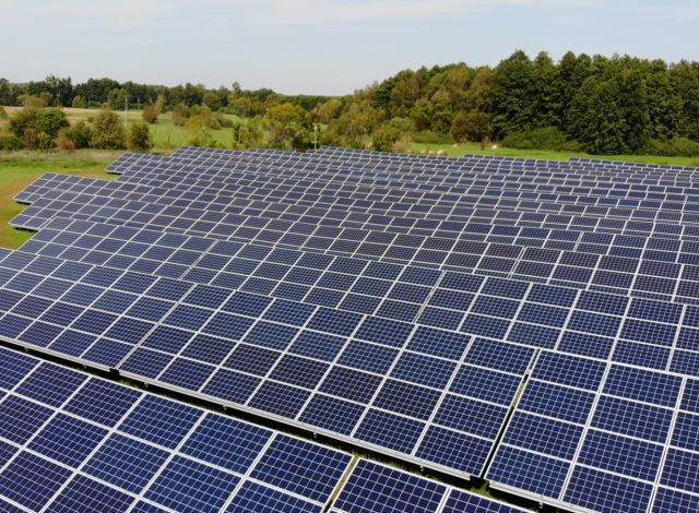 Vortex Energy Polska - Park solarny Zacisze