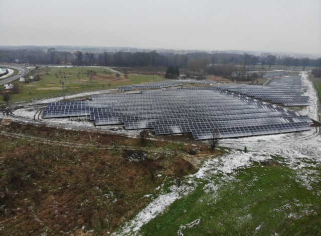 Vortex Energy Polska - Park solarny Kamień Pomorski